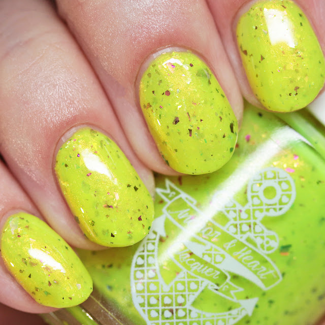 Anchor & Heart Lacquer Fine-apple
