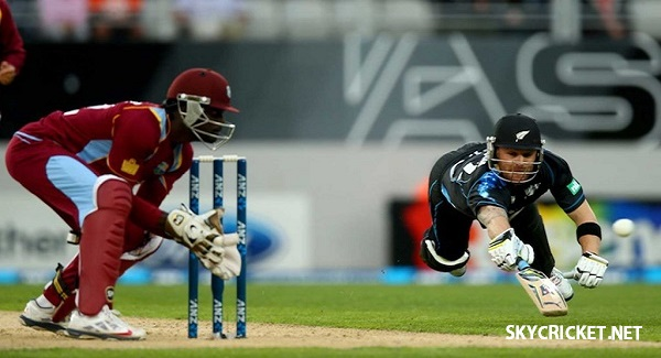 New Zealand v West Indies ODI Series Fixture
