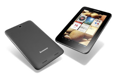 Lenovo IdeaTab A2107 Specifications - LAUNCH Announced 2013, January DISPLAY Type TFT capacitive touchscreen, 16M colors Size 7.0 inches (~56.5% screen-to-body ratio) Resolution 600 x 1024 pixels (~170 ppi pixel density) Multitouch Yes BODY Dimensions 195.1 x 125 x 11.9 mm (7.68 x 4.92 x 0.47 in) Weight 400 g (14.11 oz) SIM Single SIM (Mini-SIM) or Dual SIM (Mini-SIM, dual stand-by) PLATFORM OS Android OS, v4.0.3 (Ice Cream Sandwich) CPU  1.0 GHz Cortex-A9 Chipset Mediatek MT6575 GPU PowerVR SGX531 MEMORY Card slot microSD, up to 32 GB (dedicated slot) Internal 16 GB, 1 GB RAM CAMERA Primary 3.15 MP Secondary VGA Features Geo-tagging Video 720p NETWORK Technology GSM / HSPA 2G bands GSM 850 / 900 / 1800 / 1900 - SIM 1 & SIM 2 (dual-SIM model only)    GSM 850 / 1900 - for AT&TGSM 850 / 1900 - for AT&T 3G bands HSDPA 850 / 1900 - for AT&T   4G bands HSDPA 2100 - SIM 1 only Speed HSPA GPRS Yes EDGE Yes COMMS WLAN Wi-Fi 802.11 b/g/n, hotspot GPS Yes, with A-GPS USB microUSB v2.0 Radio No Bluetooth  v3.0 FEATURES Sensors Accelerometer, proximity Messaging Email, Push Email, IM Browser HTML Java No SOUND Alert types Vibration; MP3, WAV ringtones Loudspeaker Yes 3.5mm jack Yes BATTERY  Non-removable Li-Ion 3550 mAh battery Stand-by Up to 500 h Talk time Up to 7 h Music play  MISC Colors Black  - MP3/WAV/WMA/AAC player - MP4/H.264 player - Document viewer - Photo viewer/editor