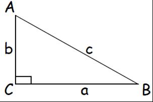 Teorema Pythagoras, Kebalikan Teorema Pythagoras dan Tripel Pythagoras