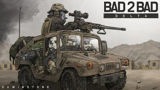 BAD 2 BAD: DELTA Apk Mod Free on Android Game Download