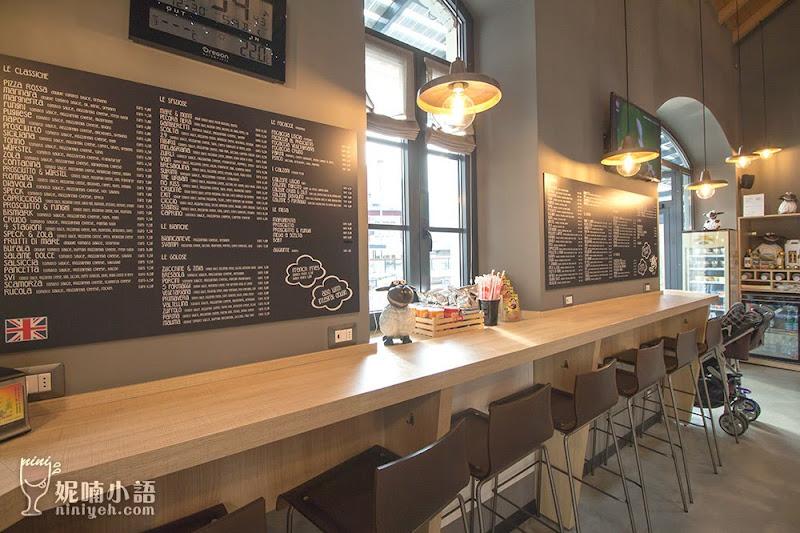 【義大利蒂拉諾美食】La Pecora Nera Pizzeria。在地人推薦 NO.1 披薩餐廳
