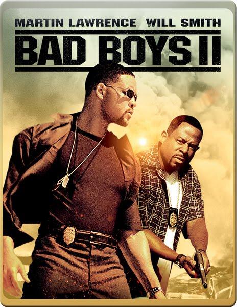 Bad Boys II (2003) Dual Audio Hindi ORG 500MB BluRay 480p ESubs