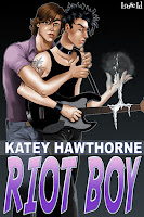 Review: Riot Boy by Katey Hawthorne