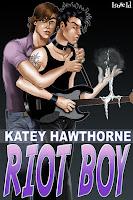 Review: Riot Boy by Katey Hawthorne