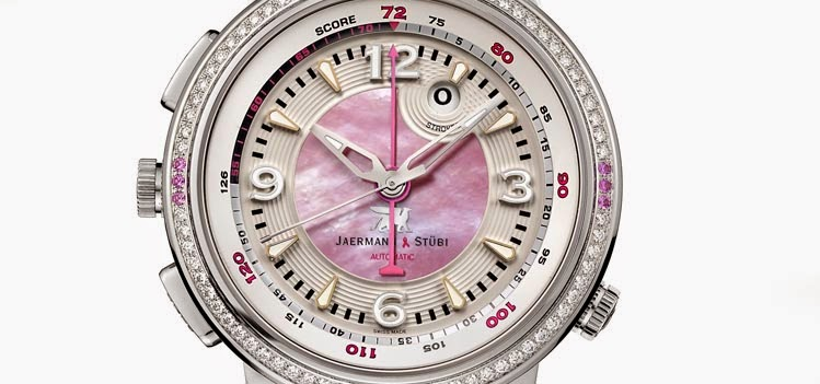 Jaermann & Stübi the The Timepiece Of Golf