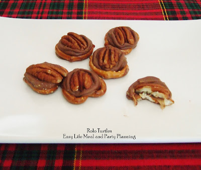 Rolo Turtles by Easy Life Meal and Party Planning