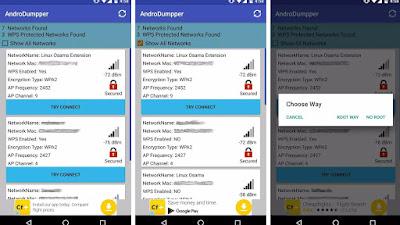 تطبيق AndroDumpper Wifi كامل للأندرويد, تطبيق AndroDumpper Wifi مكرك, تطبيق AndroDumpper Wifi عضوية فيب