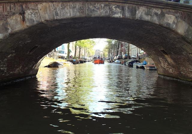 bästa kanaltur i Amsterdam