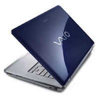 Sony Vaio VGN-CR220E drivers for Windows Xp