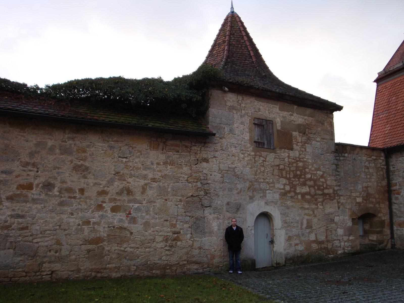 Slut aus Rothenburg ob der Tauber