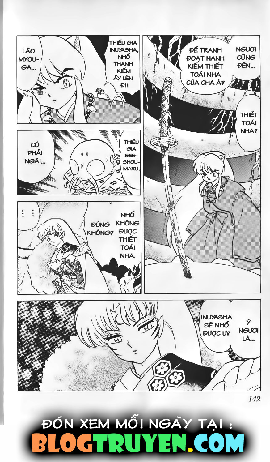 Inuyasha vol 02.8 trang 8