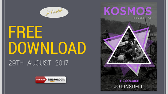 #FreeRead The Solider #KOSMOS Episode 5. 29th August #LimitedTimeOnly #FREE