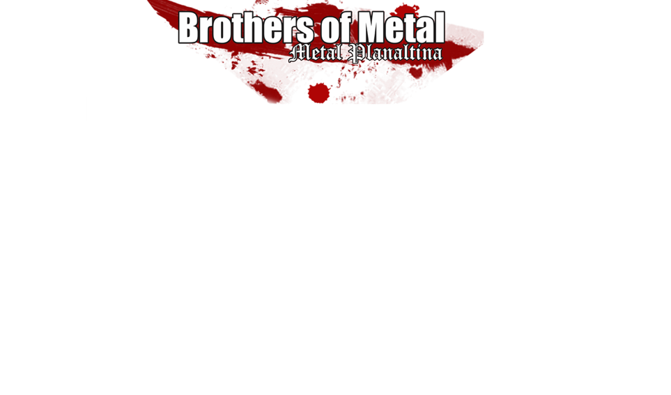 Brothers of Metal - Metal Planaltina