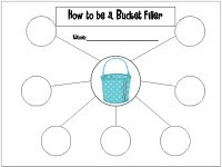 Speech Lady Liz: Bucket Fillers & Bucket Dippers