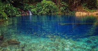 tempat wisata di jambi danau kaco