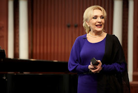 ARTS IN ACTION: Washington Concert Opera star soprano NELLY MIRICIOIU [Photo © 2009 by Hans Hijmering]