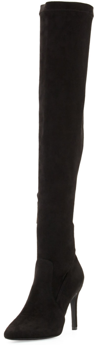 Joie Jemina B Faux-Suede Over-the-Knee Boot