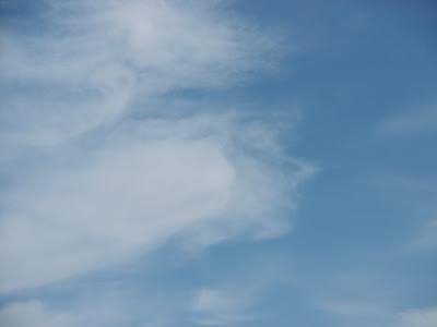 Ciel à Ste Foy de Longas, malooka
