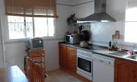 casa en venta la pobla tornesa cocina