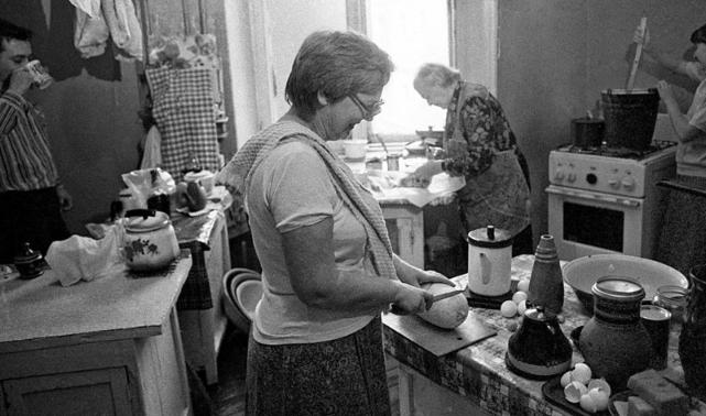 Коммунальные квартиры в СССР и главные негласные законы проживания
