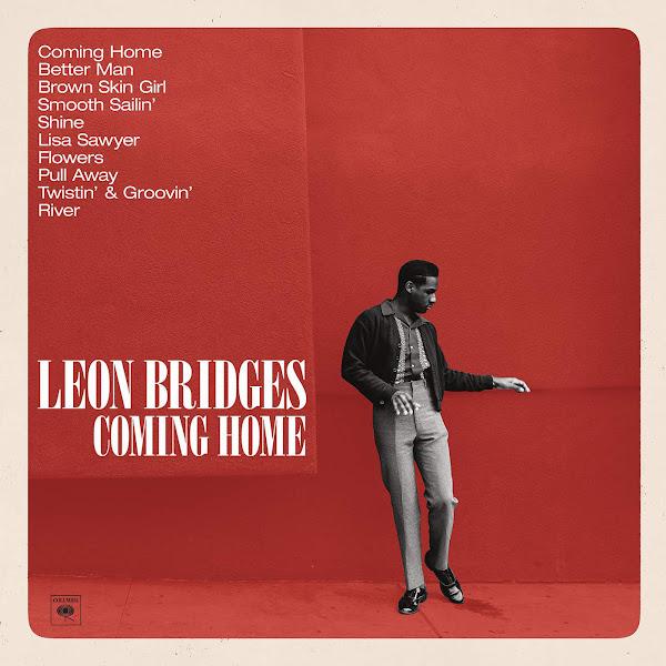 Leon Bridges - Coming Home Cover