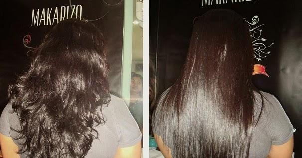 Terobosan Baru Shampo Untuk Meluruskan Rambut Keriting