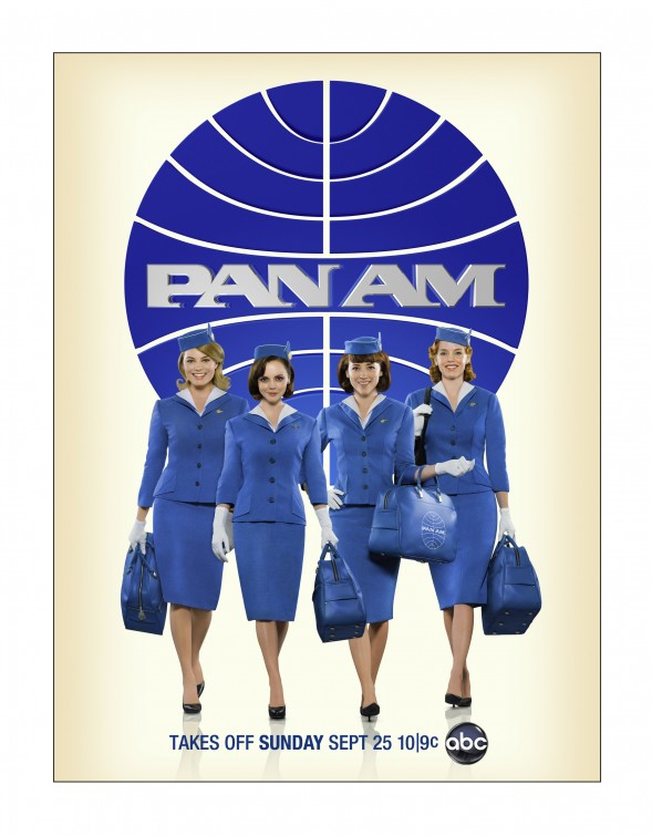 Pan Am TV poster