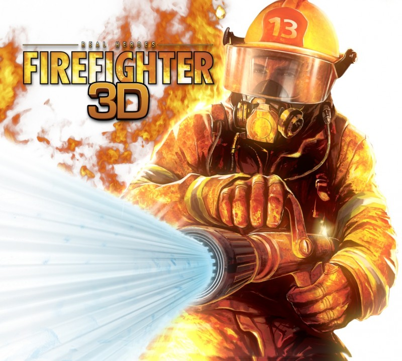 Review: Real Heroes: Firefighter 3D (3DS) - Digitally Downloaded