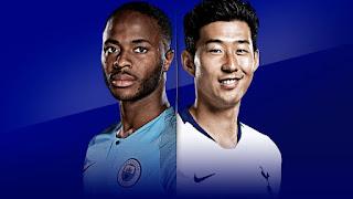 مباشر مشاهدة مباراة مانشستر سيتي وتوتنهام بث مباشر 17-8-2019 الدوري الانجليزي يوتيوب بدون تقطيع