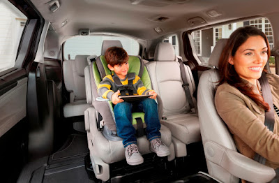 The Ultimate Family Vehicle Has Gotten A Connectivity Upgrade - 2018 Honda Odyssey