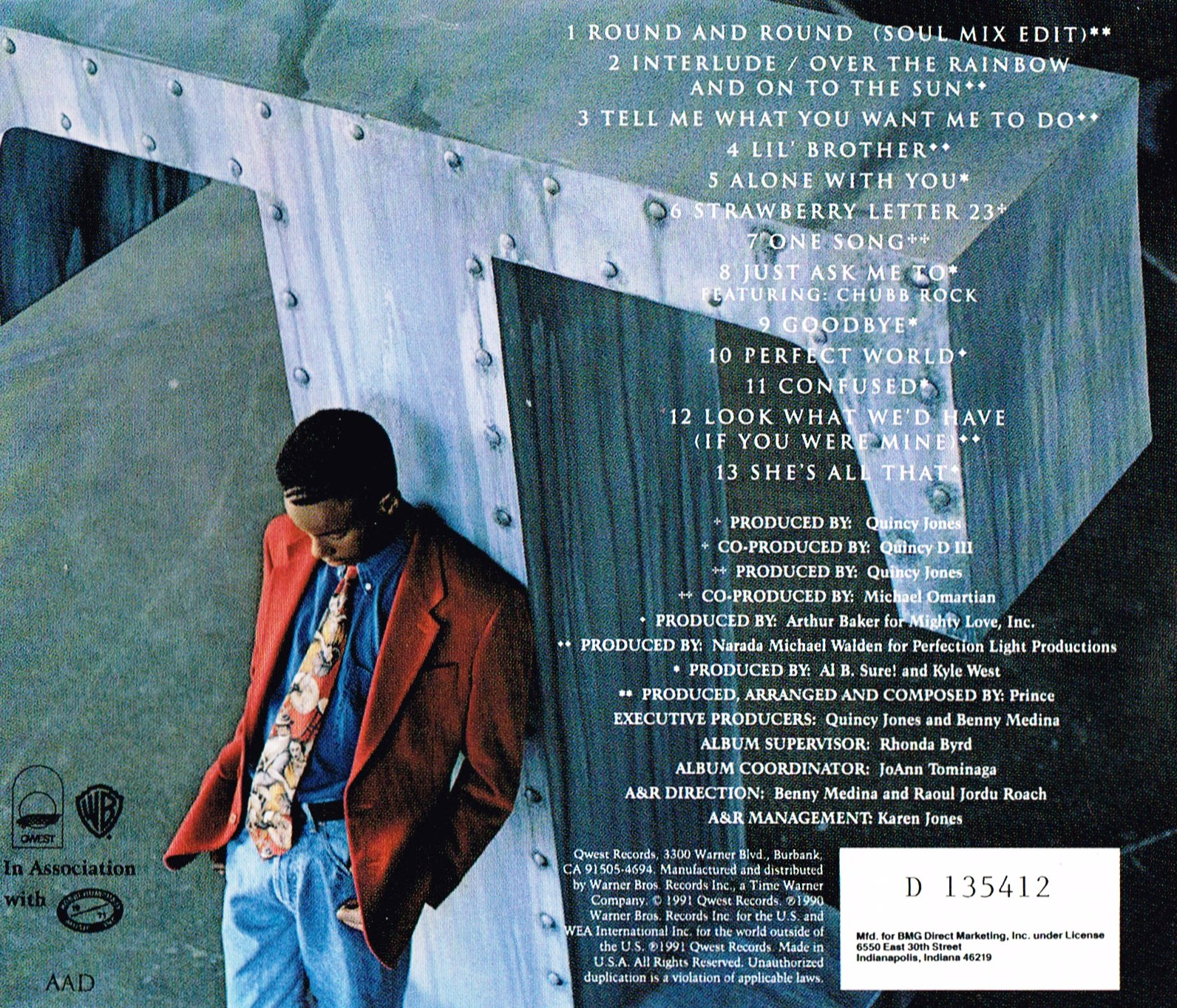 strawberry letter 23 tevin campbell i wanna be a new tevin campbell t e v i n 1991 14260