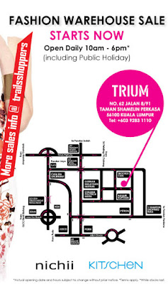 Nichii Fashion Warehouse Sale