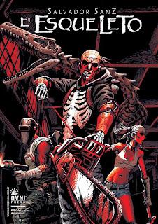 El esqueleto y reedicion de Nocturno-Salvador Sanz Salvador%2BSanz