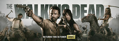 The Walking Dead 2013 Comic-Con Banner