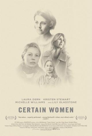 Certain Women [2016] [DVDR] [NTSC] [Subtitulado]