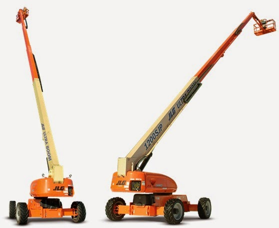 JLG Ultra Boom Lifts 1200SJP