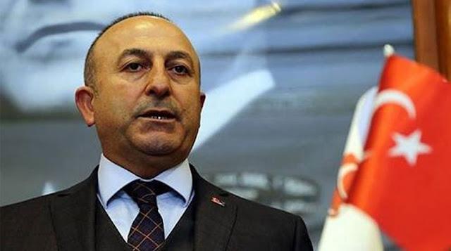 «Δε θα μείνει χώρα για να προστατέψετε…». Άσχημα τουρκικά νταηλίκια Τσαβούσογλου, μετά την παροχή ασύλου στον Τούρκο αξιωματικό. Ιαχές πολέμου, παραμονή Πρωτοχρονιάς