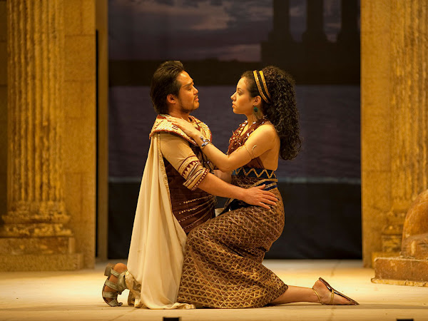 Aida (UK Tour), New Victoria Theatre | Review