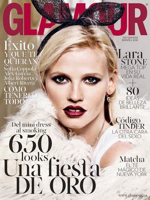 Just Walking By: GLAMOUR ESPAÑA