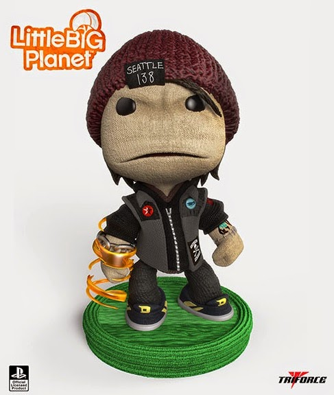 Collecting Toyz Pre Order Triforces Little Big Planet Sackboy