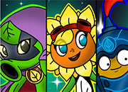 Plants vs Zombies Heroes Super Jigsaw