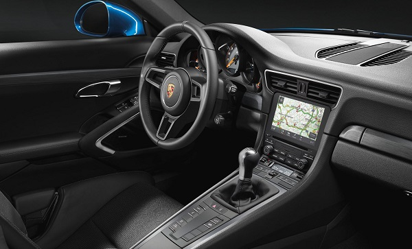 Interior Porsche 911 GT3 Touring Package