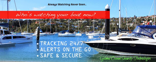 Vessel Monitoring Systems  ~ Boat Alarms and Cameras