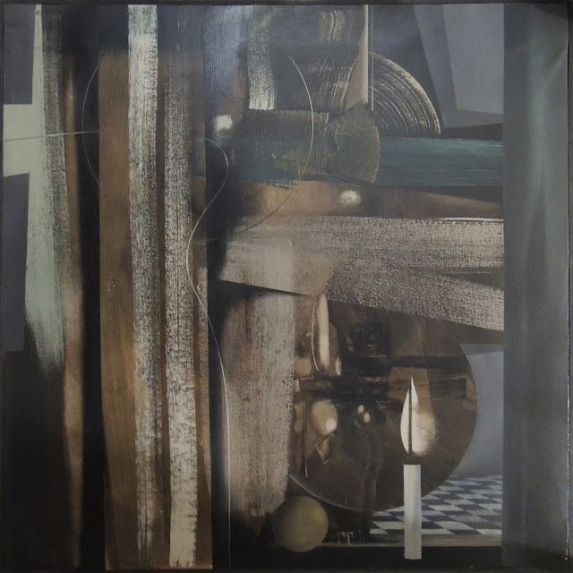 José Quero arte pintura óleo arte expresionismo abstracto