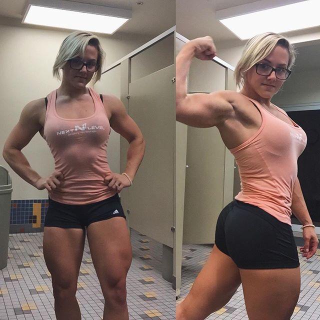 Fitness Girl Rachael Frieza Instagram photos
