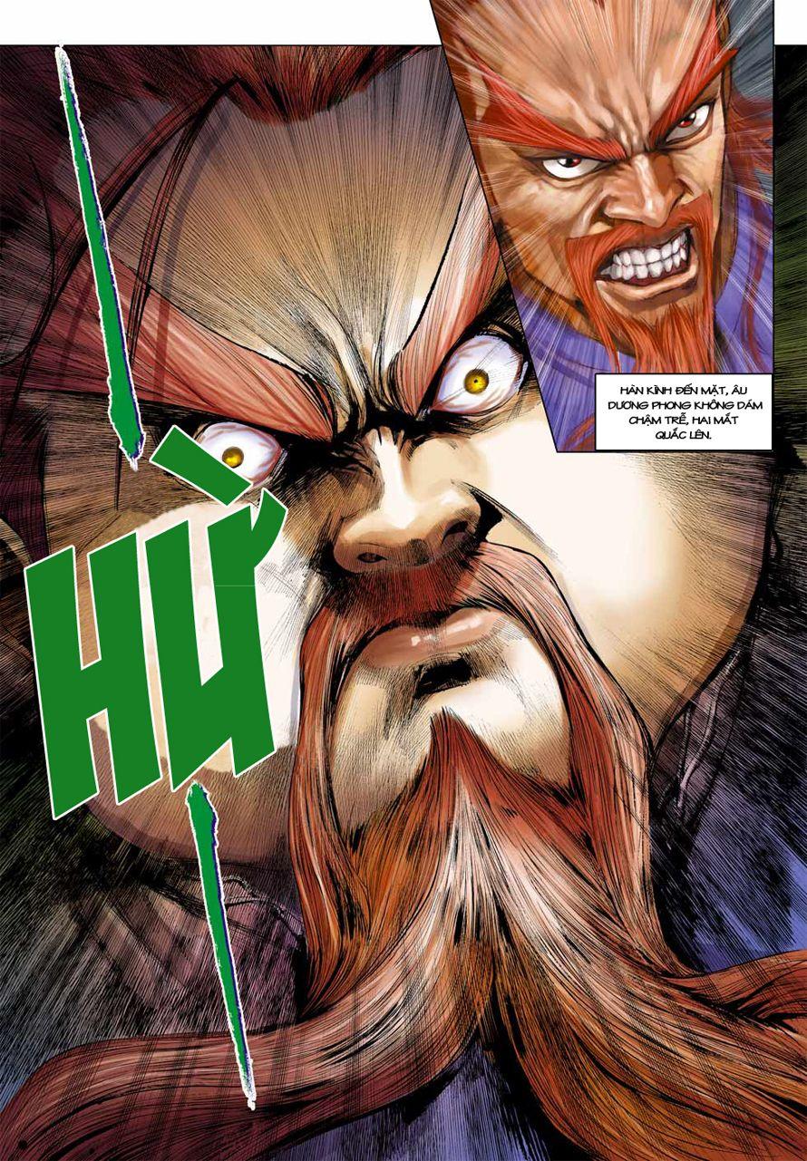 Anh Hùng Xạ Điêu anh hùng xạ đêu chap 41 trang 3