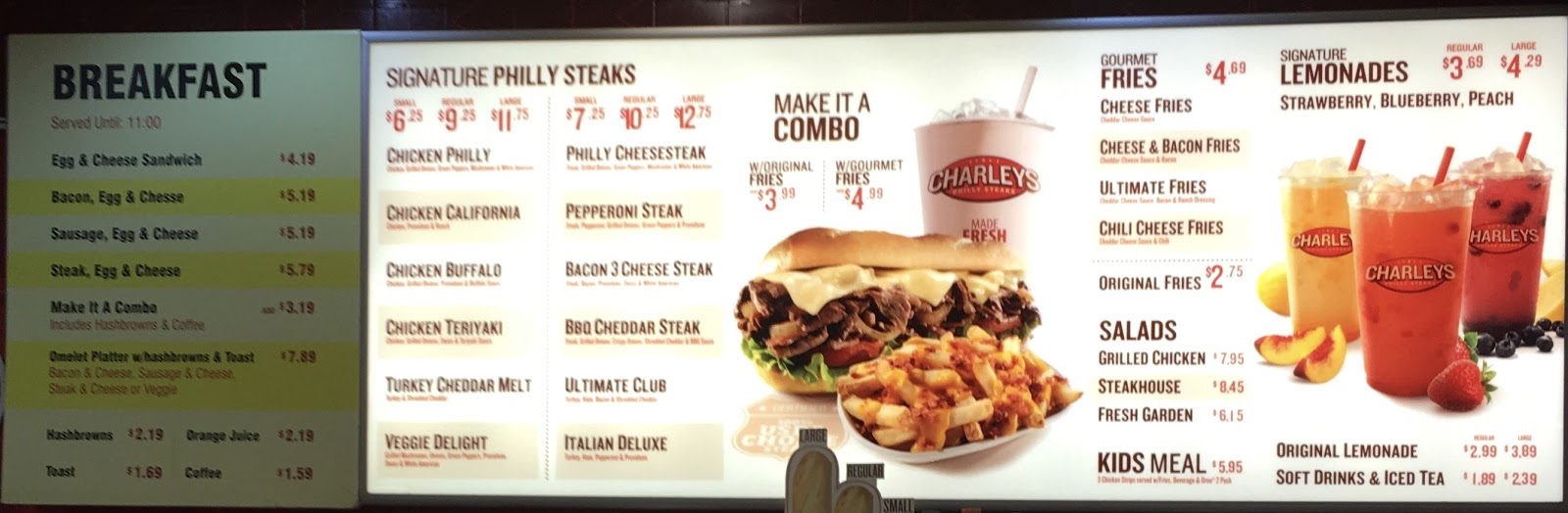 TASTE OF HAWAII: CHARLEY\'S GRILLED SUBS