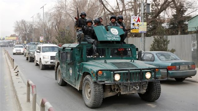 Militants raid hospital in Kabul's diplomatic district