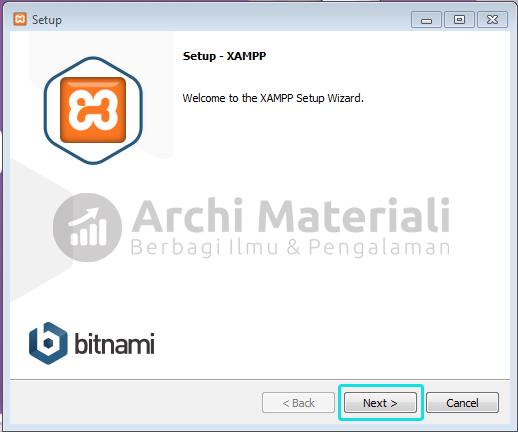 install xampp di linux mint